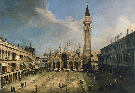 Canaletto_-_The_Piazza_San_Marco_in_Venice_-_Google_Art_Project